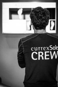David Foot-Scanning CurrexSole Crew